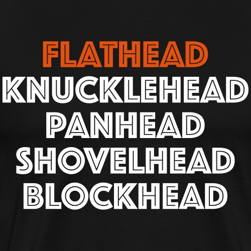 Flathead - Men's Premium T-Shirt