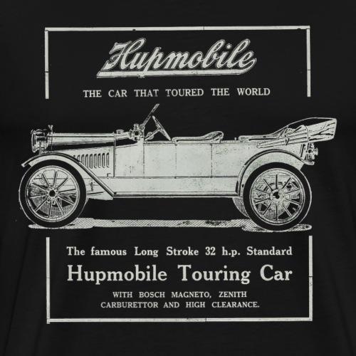 hupmobile ad 1916 - Men's Premium T-Shirt