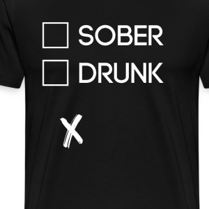 Drunk Test - Men's Premium T-Shirt