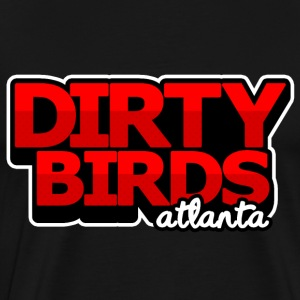 ATLANTA 'DIRTY BIRDS' - Men's Premium T-Shirt