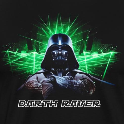 Darth RAVER - Men's Premium T-Shirt