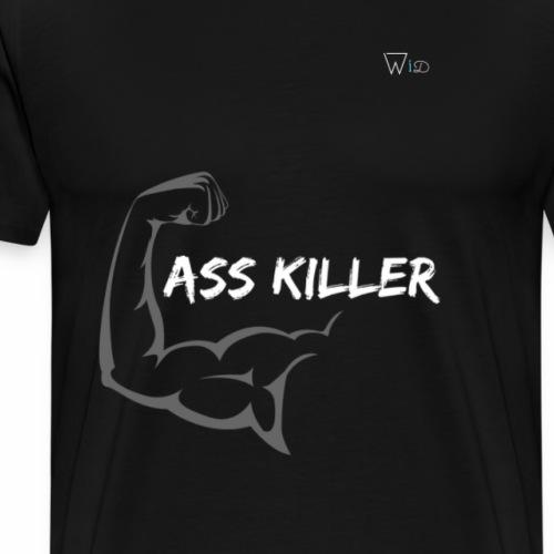 Ass killer - Men's Premium T-Shirt