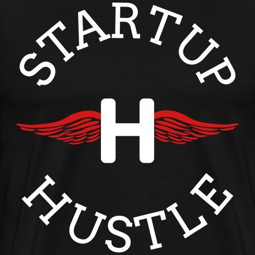 Startup Hustle - Men's Premium T-Shirt