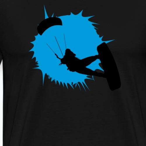 Kitesurf_01 - Men's Premium T-Shirt