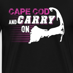 Cape Cod and Carry On Shirts - Men's Premium T-Shirt