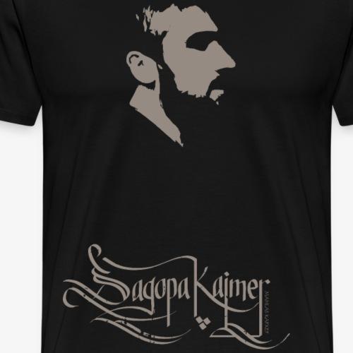 SAGOPA FAN Vol2 - Men's Premium T-Shirt