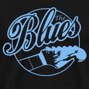 The Blues Music Shirt - Men's Premium T-Shirt