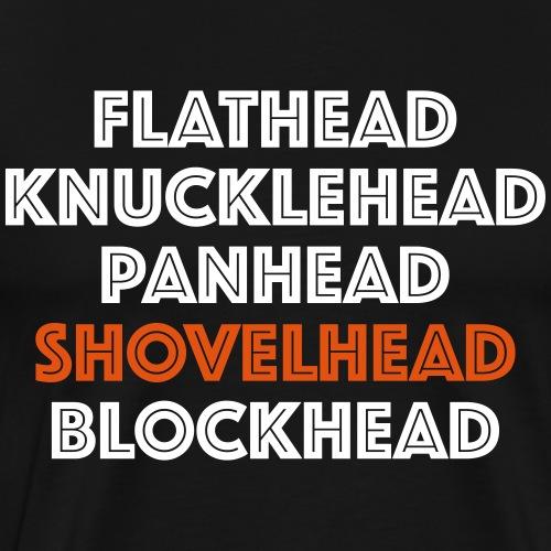 Shovelhead - Men's Premium T-Shirt