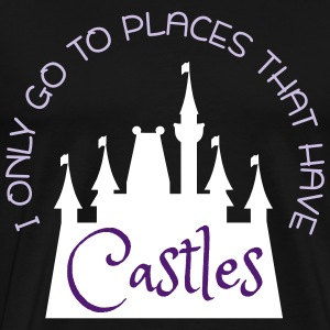 Castles - Men's Premium T-Shirt