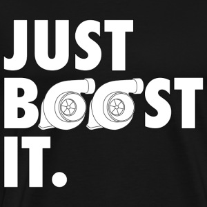 Just Boost It! - Men's Premium T-Shirt