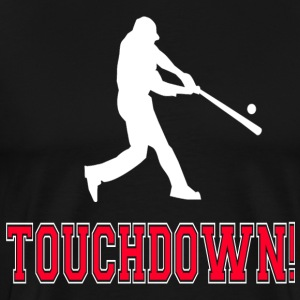 TOUCHDOWN T Shirt - Men's Premium T-Shirt