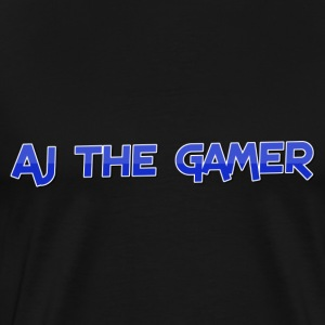 Aj the gamer - Men's Premium T-Shirt