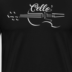 Cello Tee - Men's Premium T-Shirt