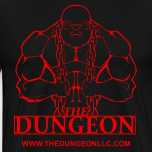 Dungeon Red - Men's Premium T-Shirt