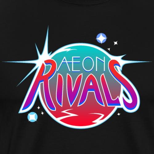 Aeon Rivals Original Logo - Men's Premium T-Shirt