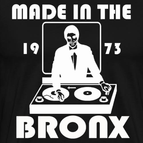 BRONX MADE - Men's Premium T-Shirt