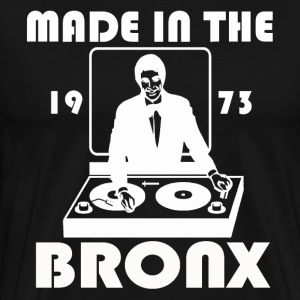 BRONX MADE - Men's Premium T-Shirt