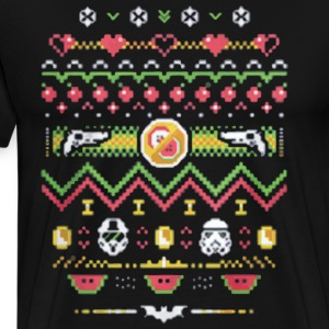 Mr.fruit holiday - Men's Premium T-Shirt