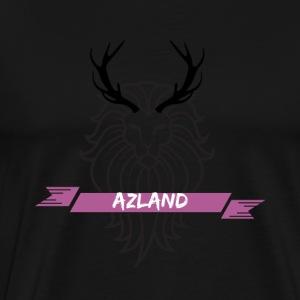 azlandthegreat - Men's Premium T-Shirt