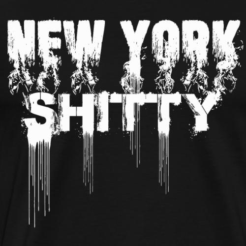 NEW YORK SHITTY - Men's Premium T-Shirt