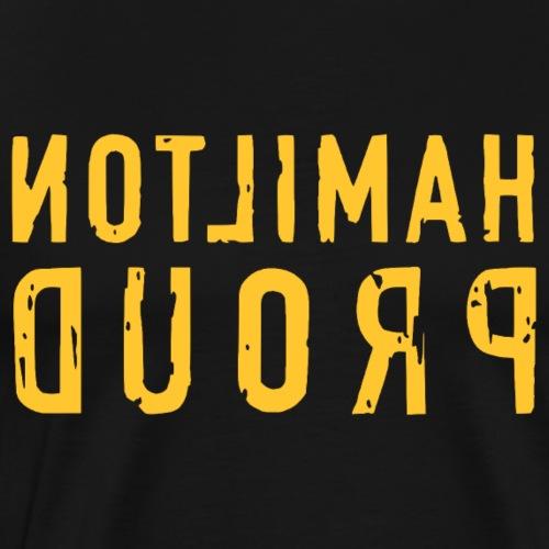 Notlimah Duorp - Men's Premium T-Shirt