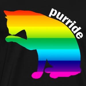 rainbow cat - Men's Premium T-Shirt