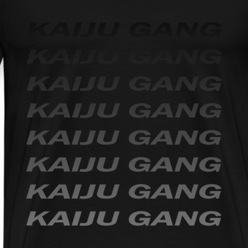 KAIJU GANG - Men's Premium T-Shirt