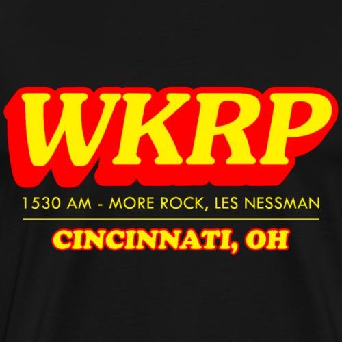WKRP - Men's Premium T-Shirt