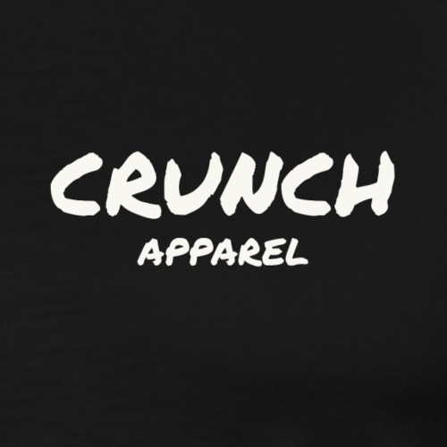 Men's Crunch Black - Men's Premium T-Shirt