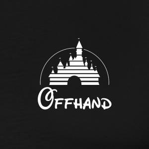 Offhand Castle Design - Men's Premium T-Shirt