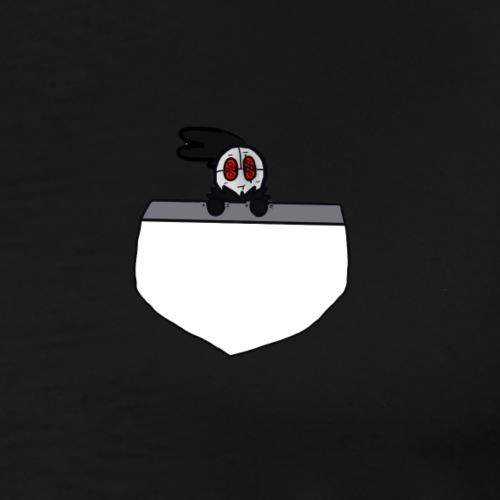 Scar Pocket Buddy - Men's Premium T-Shirt