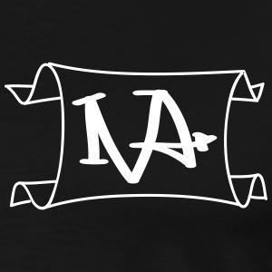 NA signature - Men's Premium T-Shirt