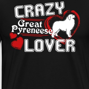 Great Pyrenees Lover Shirt - Men's Premium T-Shirt