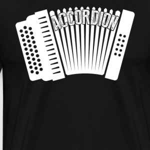 Accordion Shirt - Men's Premium T-Shirt