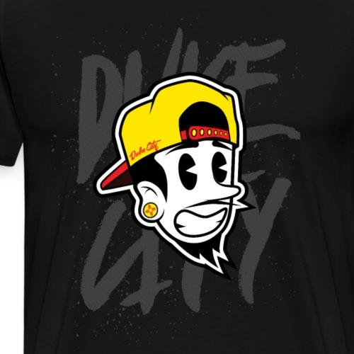New School Duke - Men's Premium T-Shirt