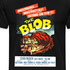 the blob - Men's Premium T-Shirt