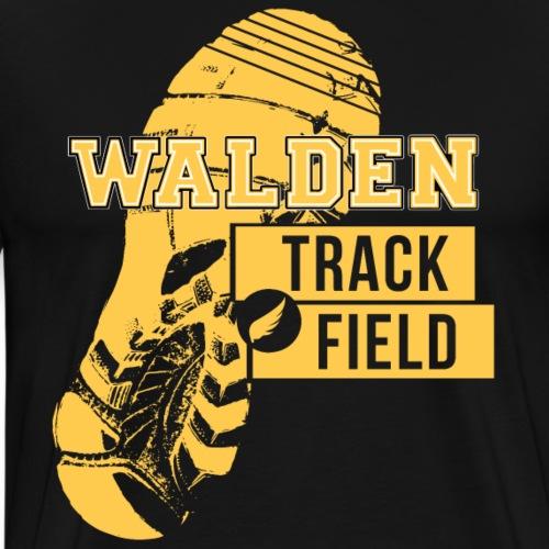Run for the Gold - Men's Premium T-Shirt