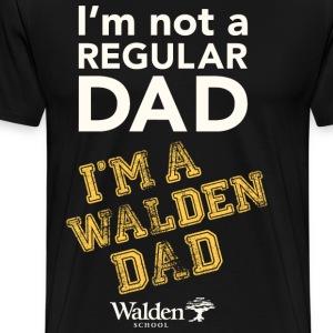 Not a Regular Dad - Men's Premium T-Shirt