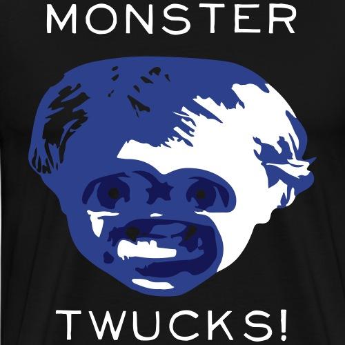 Monster Twucks! - Men's Premium T-Shirt