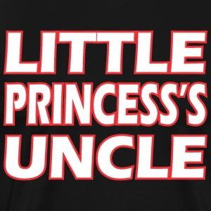 Little Princesss Uncle - Men's Premium T-Shirt