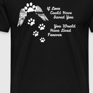 If Love Could Have Saved You - Men's Premium T-Shirt