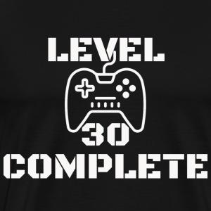 Level 30 Complete - Men's Premium T-Shirt