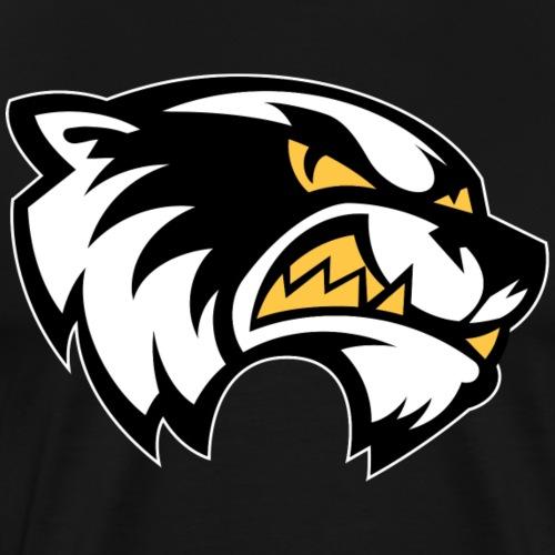 Classic Wolverine Logo - Men's Premium T-Shirt