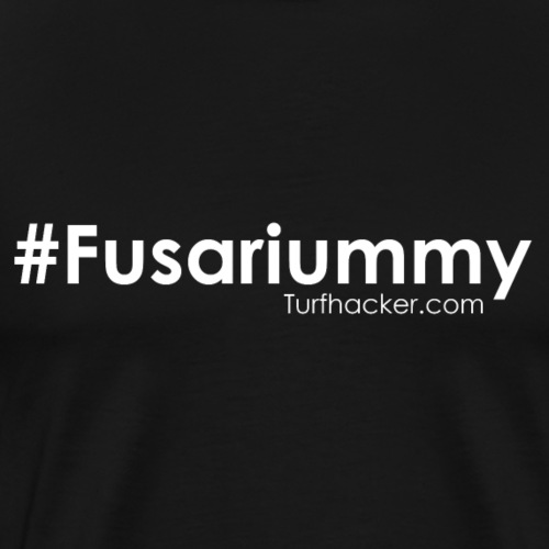 Fusariummy White - Men's Premium T-Shirt