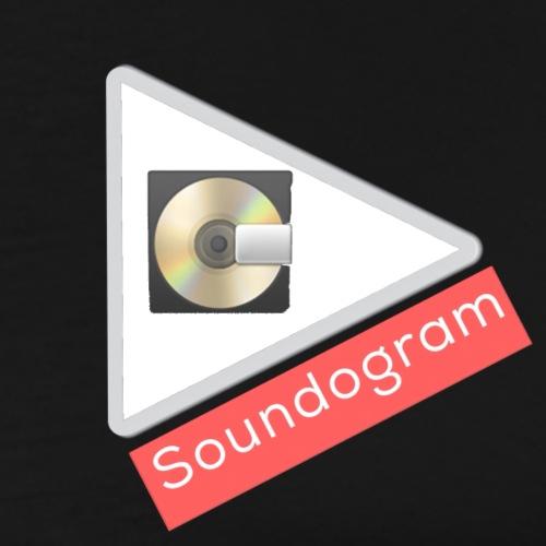 Soundogram Casual - Men's Premium T-Shirt