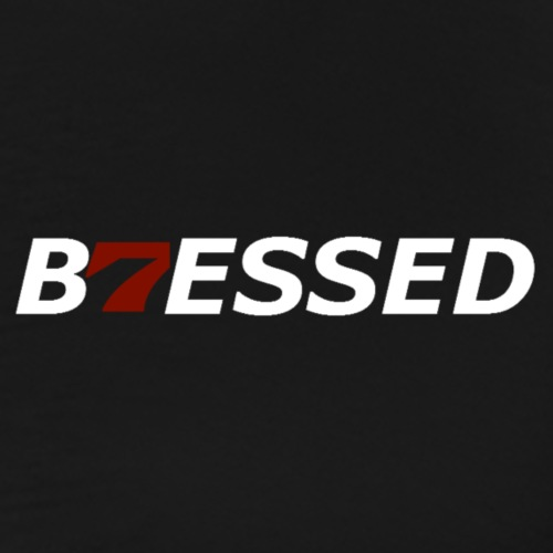 B7essed - Men's Premium T-Shirt