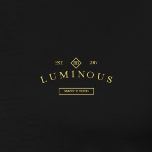 Luminous Original logo - Men's Premium T-Shirt
