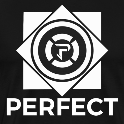 Proximitty Perfect T shirt white - Men's Premium T-Shirt