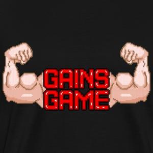 GainsGame - Men's Premium T-Shirt
