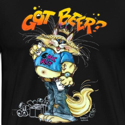 Got Beer? - Men's Premium T-Shirt